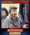 Battleplan American Civil War Card 4