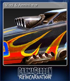 Carmageddon Reincarnation Card 7