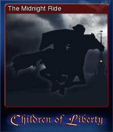 Children of Liberty Card 13