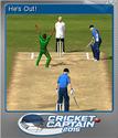 Cricket Captain 2015 Foil 3
