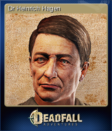Deadfall Adventures Card 06