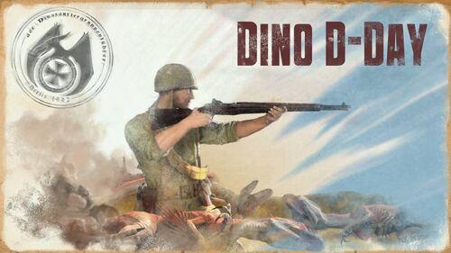 Dino D-Day Artwork 3