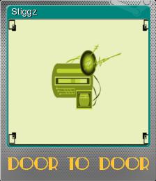 Door To Door Foil 3
