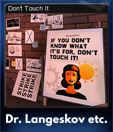 Dr. Langeskov, The Tiger, and The Terribly Cursed Emerald A Whirlwind Heist Card 1