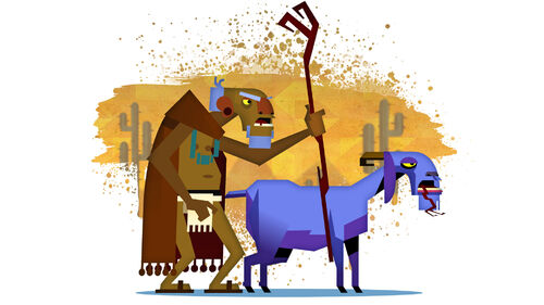 Guacamelee Artwork 9