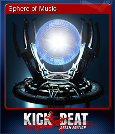 KickBeat Steam Edition Card 7