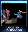 Legend of Dungeon Card 8