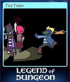 Legend of Dungeon Card 8