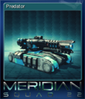 Meridian Squad 22 Card 6