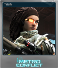 Metro Conflict Foil 7