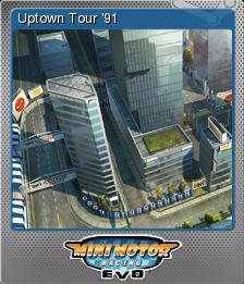 Mini Motor Racing EVO Foil 8