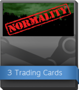 Normality Booster Pack