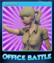 Office Battle Card 3