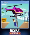 Risky Rescue Card 4