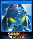 Sonic Forces Card 4