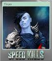 Speed Kills Foil 5
