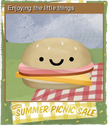 Summer Picnic Sale Foil 06