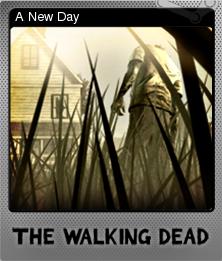 The Walking Dead Foil 1
