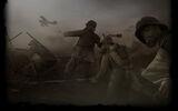 Verdun Background German Army Attacking