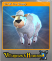 Villagers and Heroes Foil 05