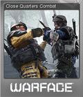 Warface Foil 1