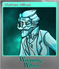 Whispering Willows Foil 1