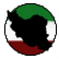 1979 Revolution Black Friday Emoticon iranmap
