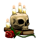 Age of Fear The Undead King Badge 4