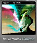 But to Paint a Universe Foil 02