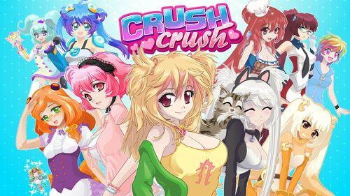 Crush Crush Artwork 11