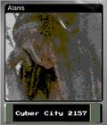 Cyber City 2157 The Visual Novel Foil 01