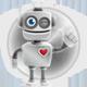 Cyborg Detonator Badge 4