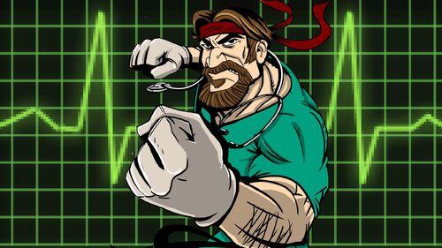 Fist Puncher Artwork 5