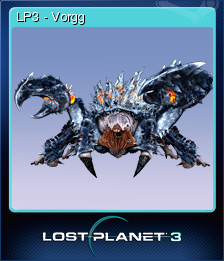 Lost Planet 3 Card 6