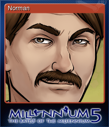 Millennium 5 - The Battle of the Millennium Card 6