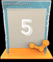Mysterious Card 05