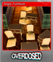 Overdosed - A Trip To Hell Foil 2