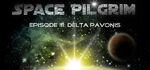 Space Pilgrim Episode III Delta Pavonis Logo
