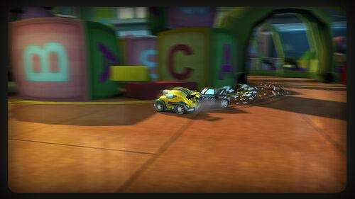 Super Toy Cars Artwork 4