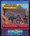 Terrian Saga KR-17 Card 3