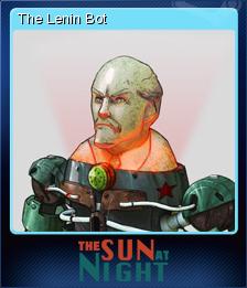 The Sun at Night Card 3