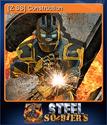 Z Steel Soldiers Card 01