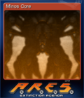A.R.E.S. Extinction Agenda Card 5