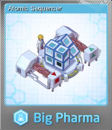 Big Pharma Foil 10