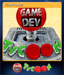 Game Dev Tycoon Card 6 The Poster