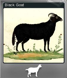 Goat Simulator Foil 1