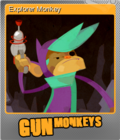Gun Monkeys Foil 2