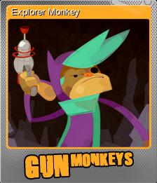 Gun Monkeys Foil 2