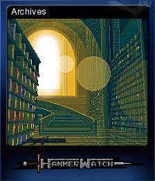 Hammerwatch Card 3
