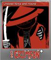 Mute Crimson+ Foil 2